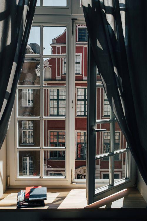 Amsterdam, budynki