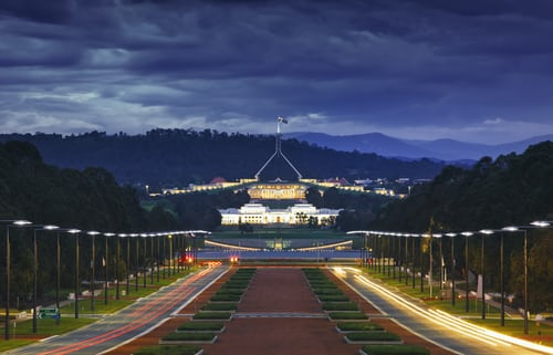Sizzling Canberra