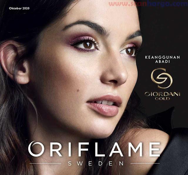 Katalog Oriflame Edisi Oktober 2020