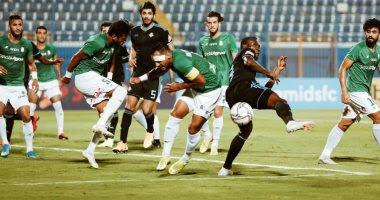 ملخص وهدف فوز بيراميدز علي الاتحاد السكندري (1-0) الدوري المصري