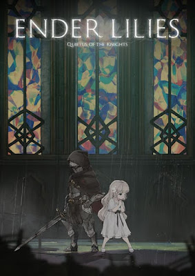 Capa do Ender Lilies: Quietus of The Knights