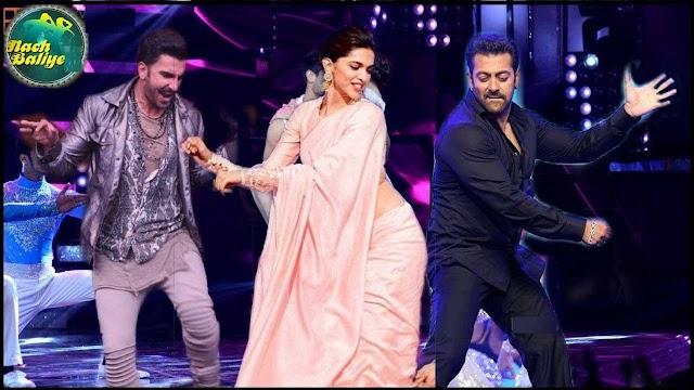Nach Baliye 9: Deepika Padukone and Ranveer Singh to Grace Premier