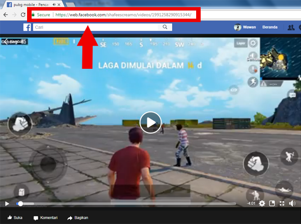 3 Cara Download Video dari Facebook Tanpa Software