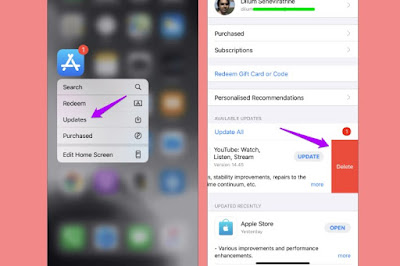 Cara Menghapus Aplikasi di iOS 13 dan iPadOS
