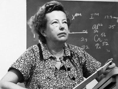Nobel fizik ödülü alan bilim kadını
