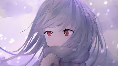 Anime Girl wallpaper in winter