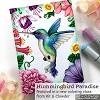 Power Poppy Hummingbird Paradise