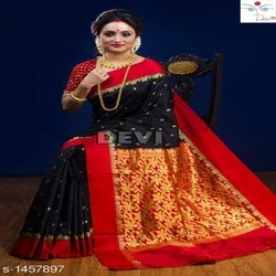 silk sarees blouse designs