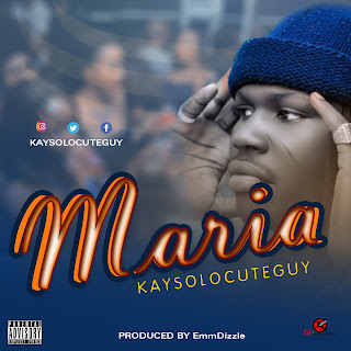 [Music] Kay Solo - Maria