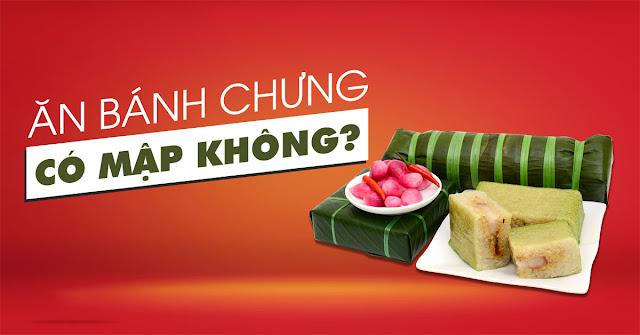 an banh chung co map khong