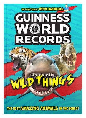 Guinness World Records Book Wild Things The Most Amazing Animals in the World
