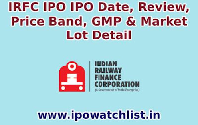 irfc ipo detail gmp