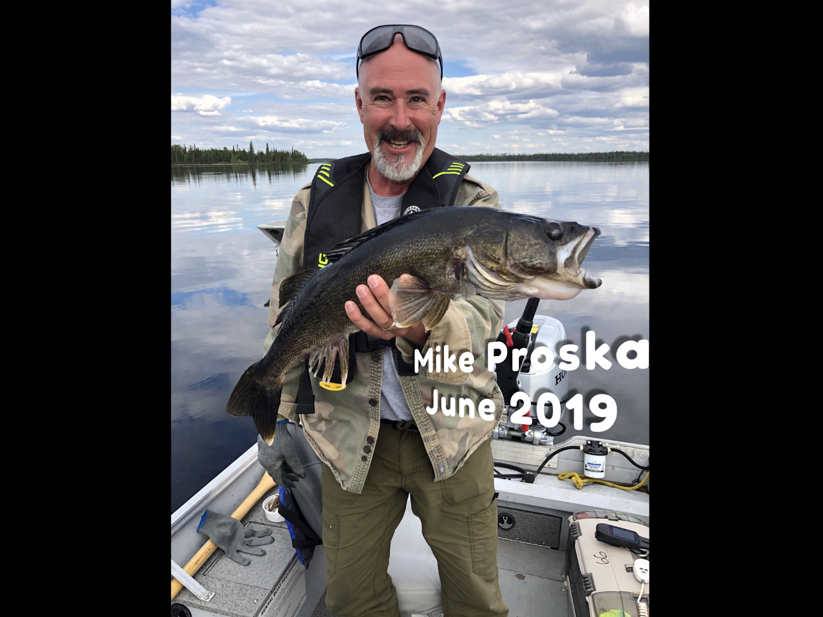 Red Lake Fishing Reports Ontario for Monster Northern Pike and