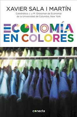 LIBRO - Economía en colores  Xavier Sala i Martín (Conecta - 14 abril 2016)  Edición papel & digital ebook kindle  Comprar en Amazon España