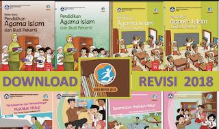 Geveducation:  BUKU TEMATIK SD/MI Kelas 1 2 3 4 5 6 Revisi Tahun Pelajaran 2018/2019