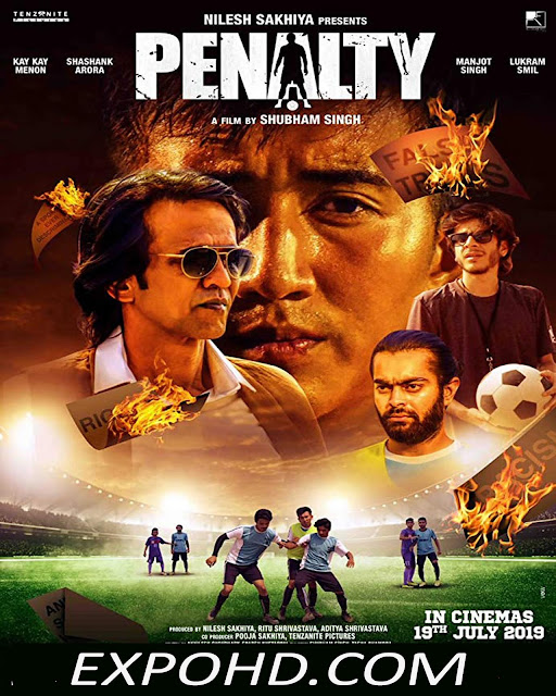 Penalty 2019 Full Movie Download 720p | 1080p | HDRip x 265 [G.Drive]