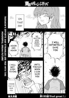 Read Tokyo Revengers Manga Chapter 193 English