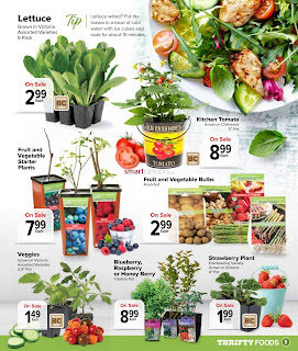 Thrifty Foods Flyer April 19 - May 2, 2018