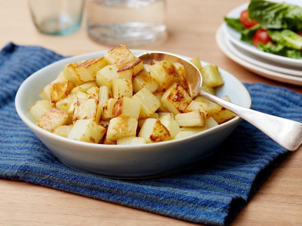 Kosher salt and freshly ground black pepper Perfect Crispy Potatoes Recipe