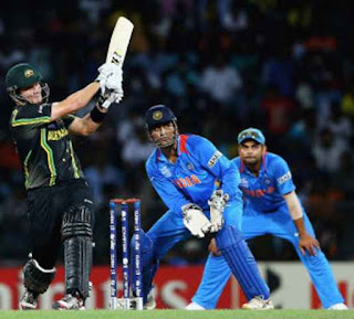 Shane Watson 72 - Australia vs India 16th Match ICC World T20 2012 Highlights