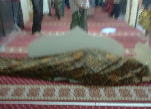 Selesai Olahraga Singgah Shalat , Yusri Meninggal usai Takbir