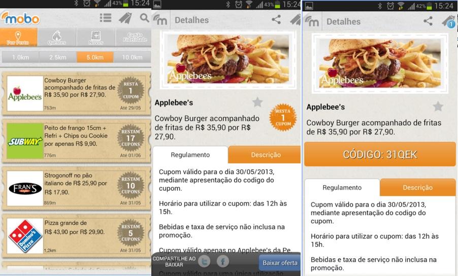 Mobo 6 Aplicativos que Te Ajudam a Poupar -- www.esperteza.com  -- #Dicas #DicasParaPoupar #Promoções #Cupões #Descontos #Ofertas #Aplicações #Aplicativos