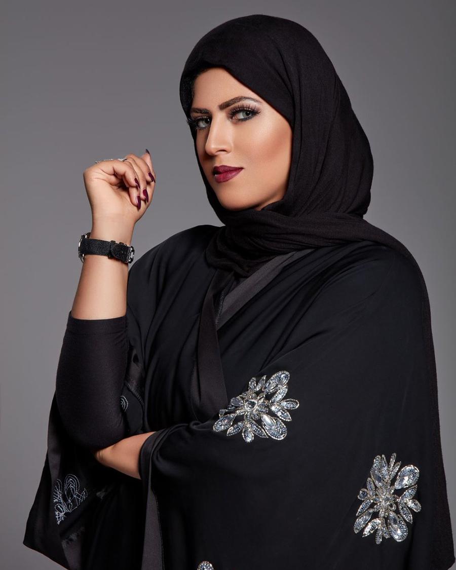 Heba Jamal HItam ketat dan seksi manis Heba Jamal arab saudi