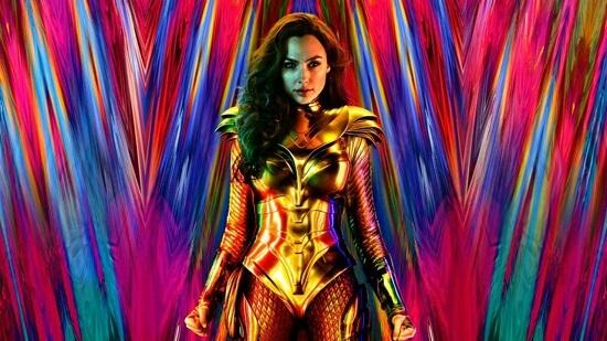 Wonder Woman 1984 Movie Images 2