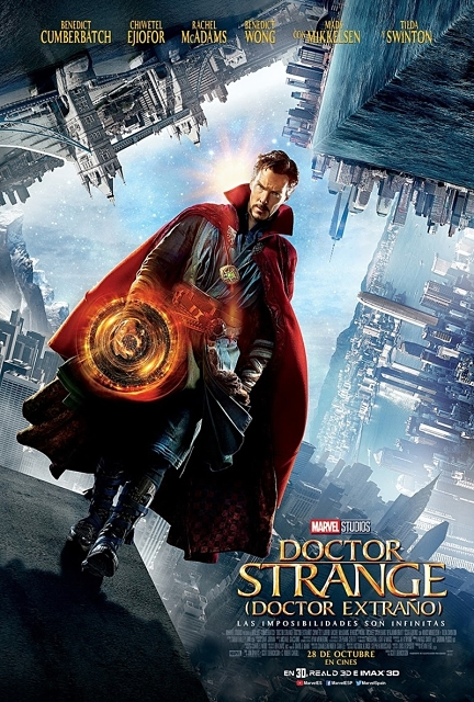 Cartel: Doctor Strange (2016)