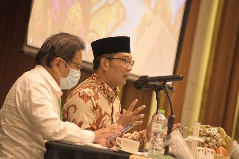 Usulan Ridwan Kamil Terkait Penataan Kawasan Jabodetabek-Punjur
