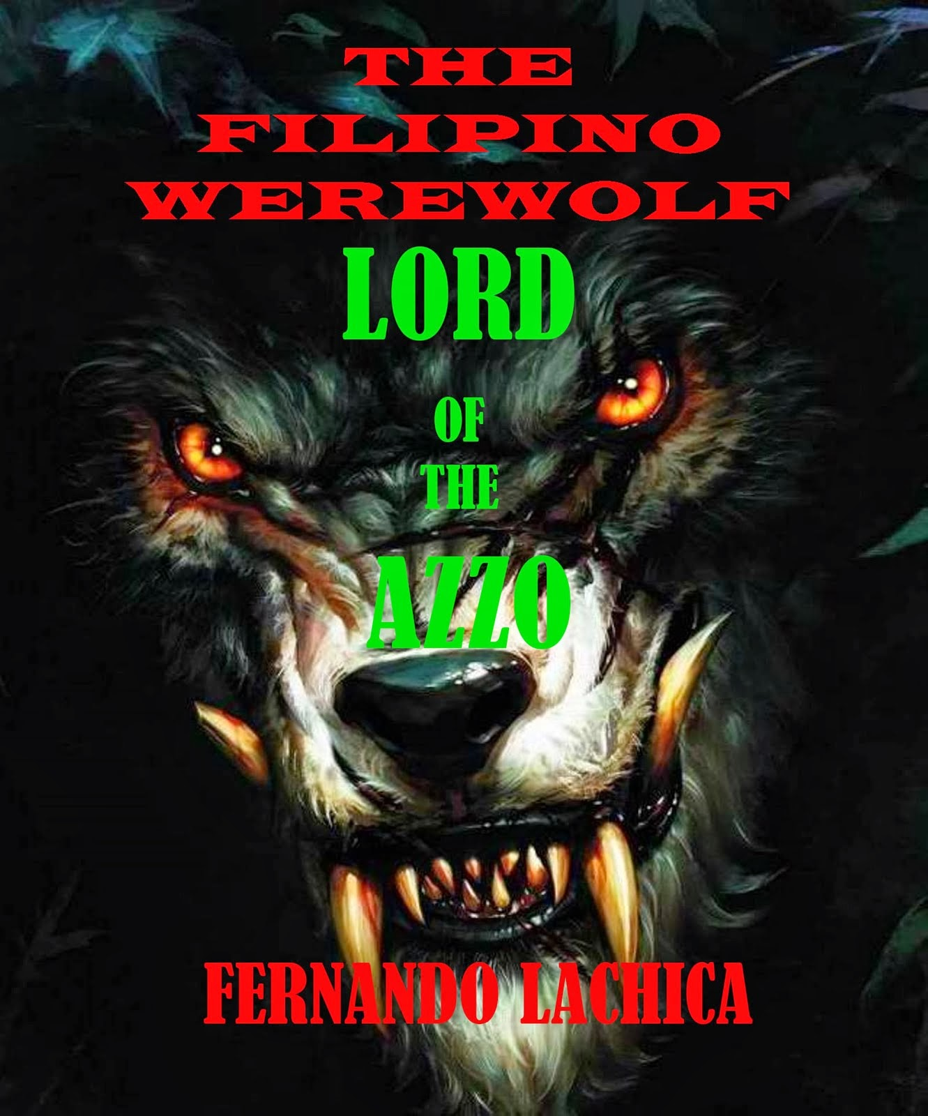 The Filipino Werewolf
