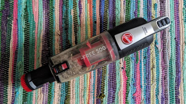 10. Hoover H-Free 500