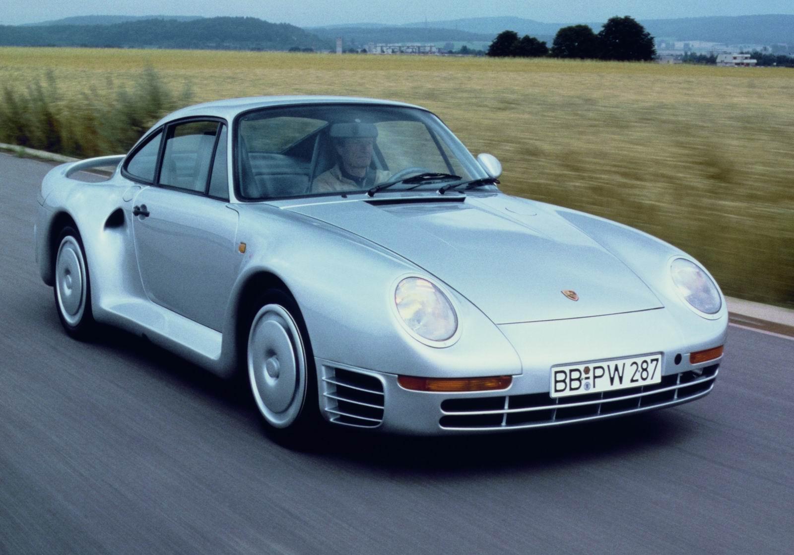 All 'bout Cars: Porsche 959