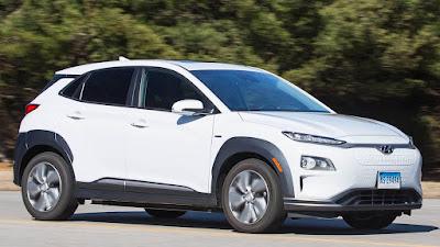 Mobil Listrik Hyundai / lazytekno / evander lazymole