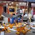Quatro pessoas ficam feridas e outra morta após carro invadir lanchonete no centro de Barreiras