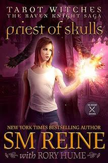 Priest of Skulls by S.M. Reine