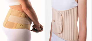 Lumber or abdominal support - Texpedia