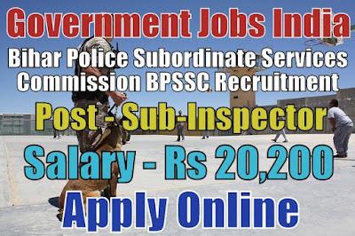 BPSSC Recruitment 2018