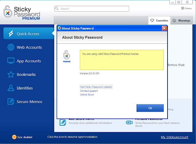 Sticky Password Premium Crack