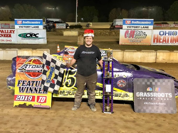 Cordell Moore wins 10th Annual King of Compacts at Atomic