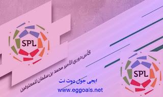 الجدول الكامل لدوري كأس الأمير محمد بن سلمان 2019 (بث مباشر + موعد و توقيت المباريات و القنوات الناقلة )