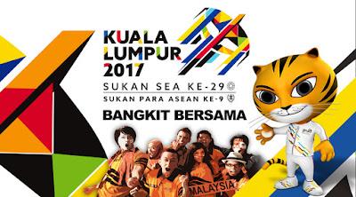 Jadual dan Keputusan Perlawanan Bolasepak Sukan SEA 2017 Kuala Lumpur