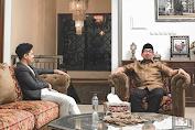 Dr.Salim Berdialog dengan Presiden Republik Ijo Tomat