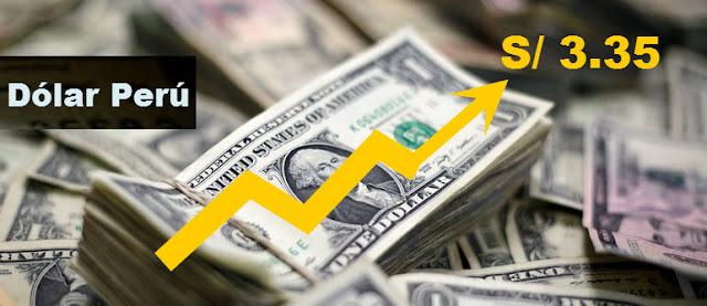 ¿Por qué está subiendo el dólar?