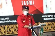 Bupati Tabanan Doktor I Komang Gede Sanjaya Ajak OPD Bangun Infrastruktur di Kabupaten Tabanan