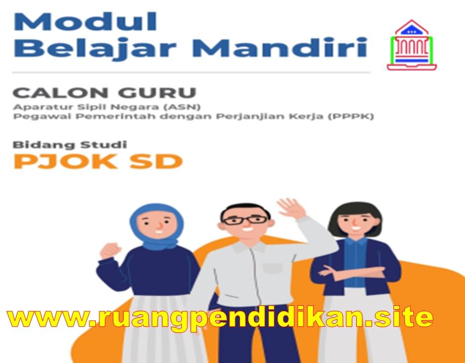 Modul Belajar Mandiri PJOK SD