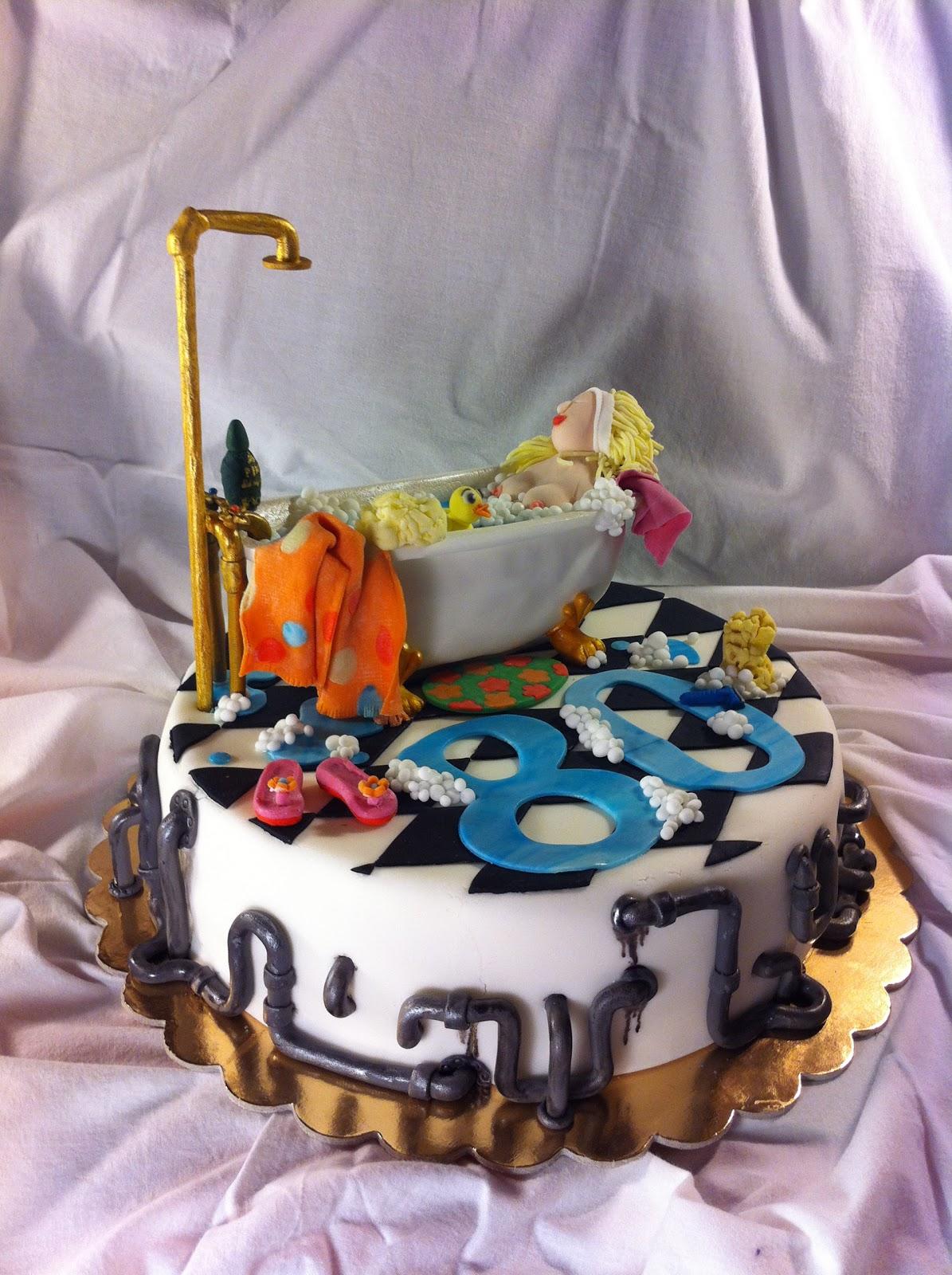 Torta Vasca Da Bagno.Hydraulic Cake By Red Carpet Cake Design Red Carpet Cake Design