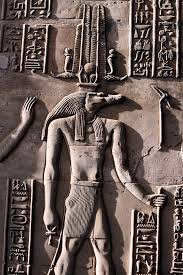 Sobek, the Crocodile God