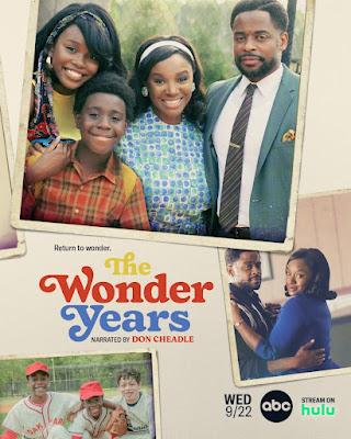 The Wonder Years 2021 Series Poster