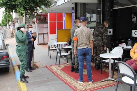 """agadirpress """"تدابير كورونا"""" تغضب أرباب المقاهي بالحسيمة  جريدة أكادير بريس"""